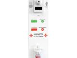 Termometro Professionale con porta dispenser